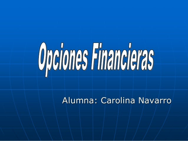 Alumna: Carolina Navarro
