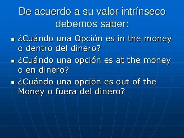 Opciones Financieras Un Enfoque Fundamental