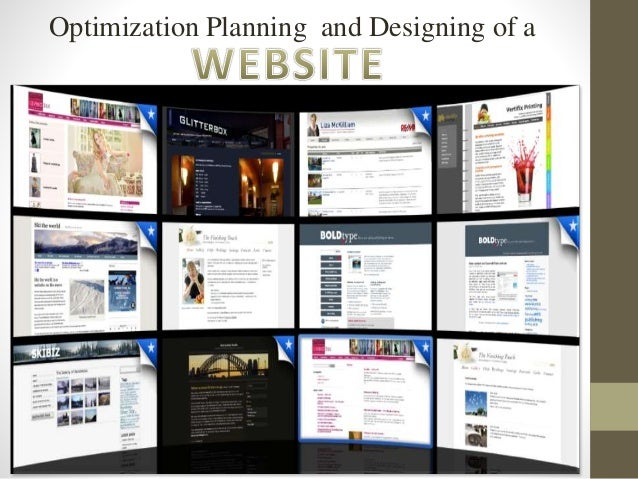 Optimization Planning and Designing of a