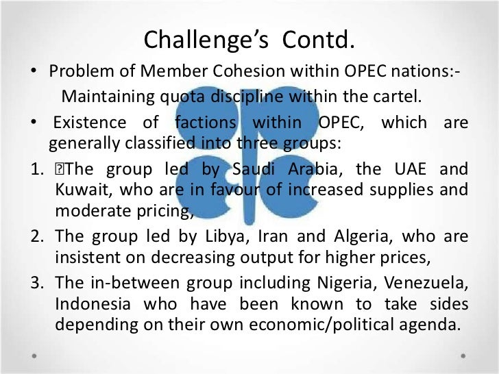 the effectiveness of opec 2 5 this agreement has been reached following extensive consultations and understanding reached with key non-opec countries, including the russian.