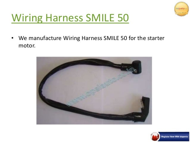 Wiring harness manufacturers in pune diagram