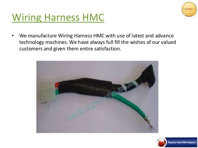 Wiring Harness Training In Pune : Wiring harnesses manufacturer in pune opel auto elecrotech