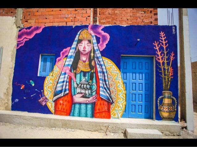 Algunos de los representantes más sólidos se unieron a uno de los proyectos de arte urbano más ambicioso de los últimos añ...