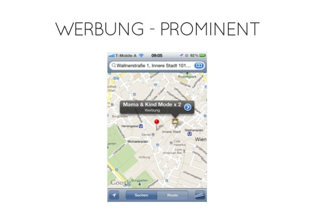 WERBUNG - PROMINENT