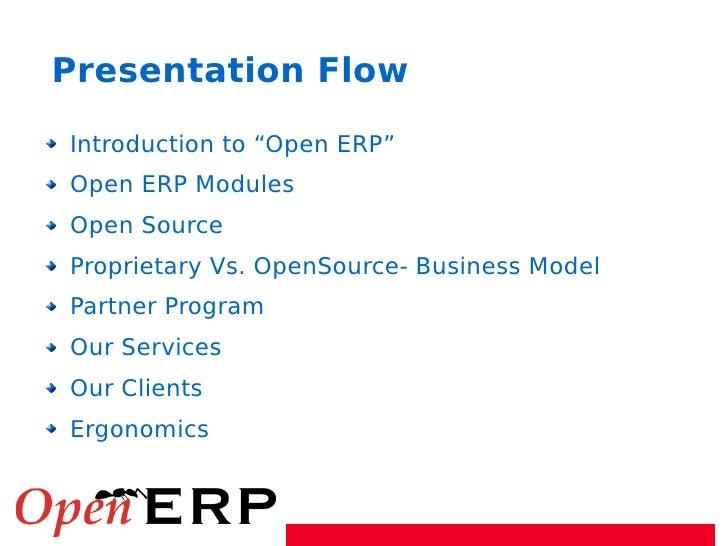 Integrate Enterprise with Open Erp Slide 2