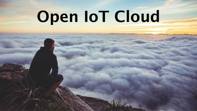 Open IoT Cloud