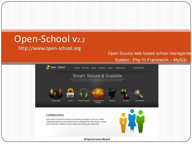 Open-School v2.2http://www.open-school.org                             Open Source web based school managemen             ...