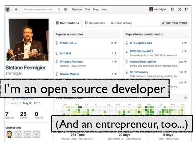 L'open source professionnel - un business model open source Slide 3