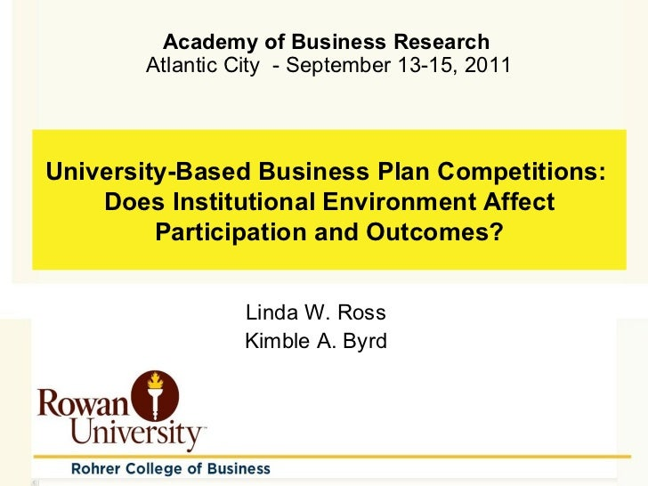 Open2012 university-based-business-plan-comp