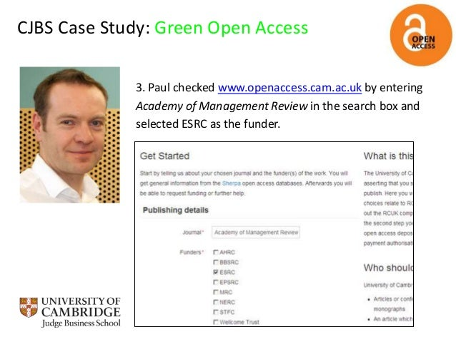 Cambridge Judge Full-Time MBA