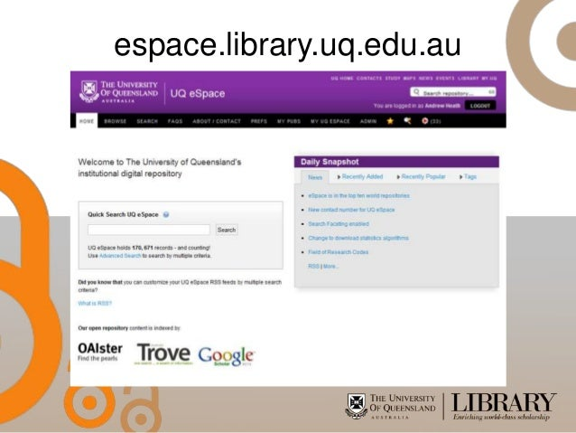 uq thesis upload Uq grad school thesis in baumans view, the impossibility of authenticity became part upload your thesis of uq grad school thesis their mobility period.