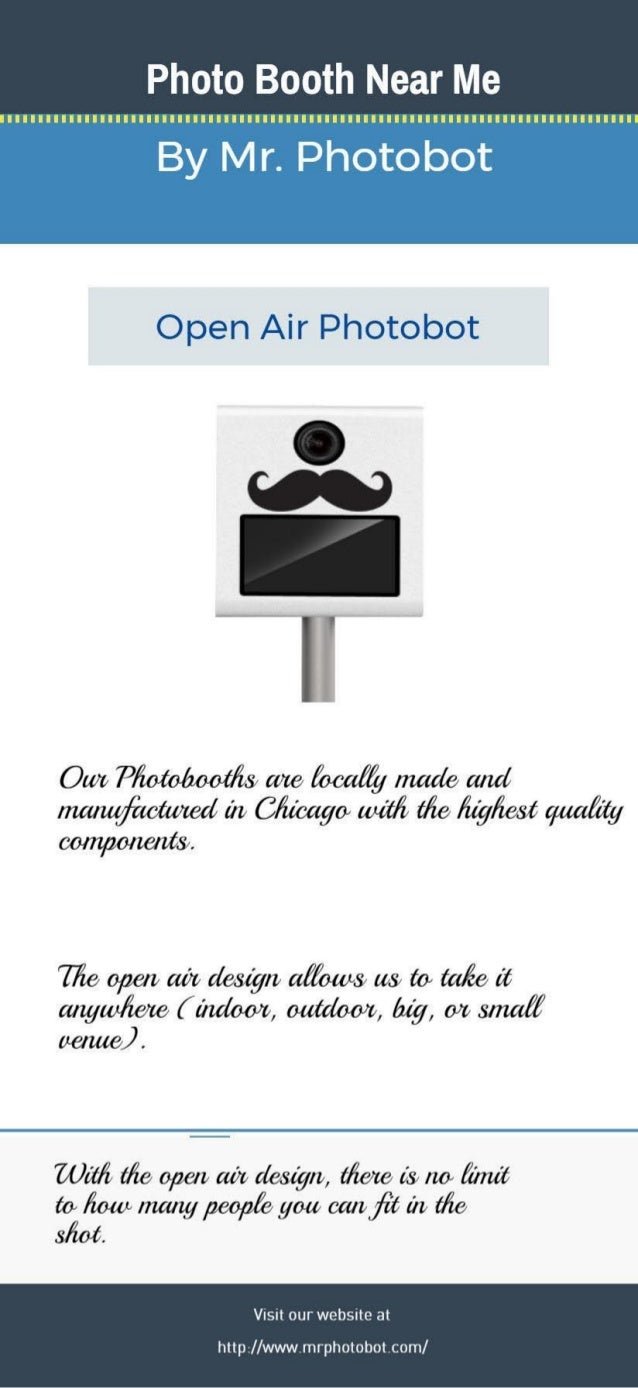 Photo Booth Near Me The Highest Quality Components