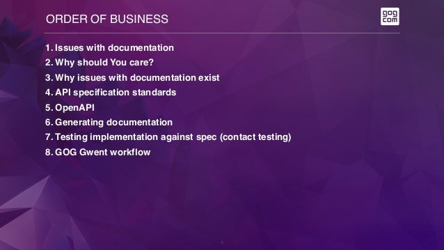 Always up to date, testable and maintainable documentation with OpenA…