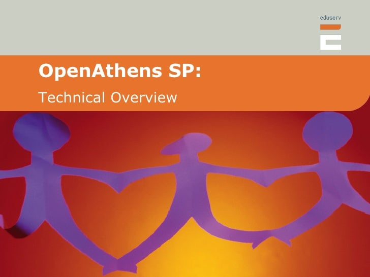 OpenAthens SP: Technical Overview