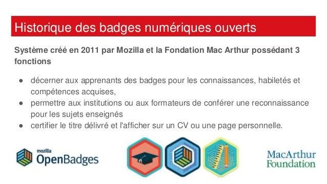 open badges - conf u00e9rence festival transfo