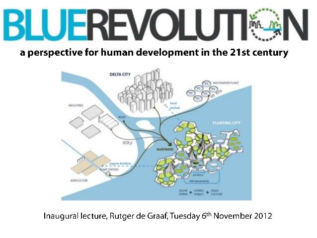 Inaugural Lecture BlueRevolution Video