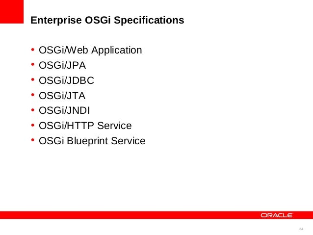 Osgi java ee a hybrid approach to enterprise java application deve 23 hybrid application bundle lifecycle 24 malvernweather Images