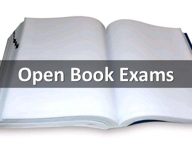 Open Book Exams cc: DonkeyHotey - https://www.flickr.com/photos/47422005@N04