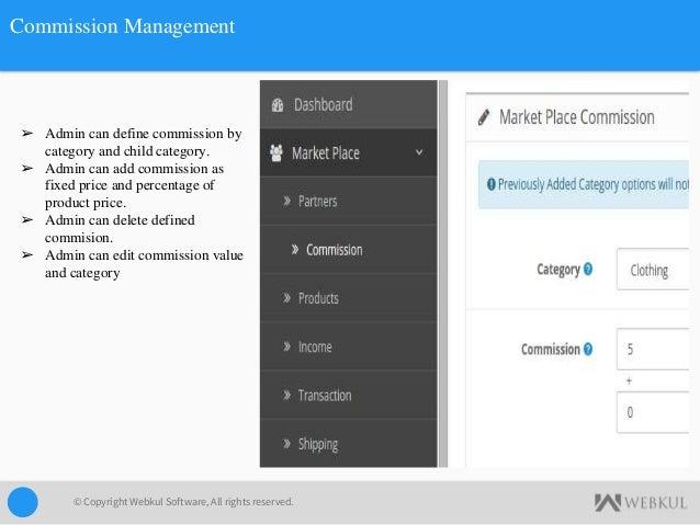 Opencart Marketplace Multi Vendor module