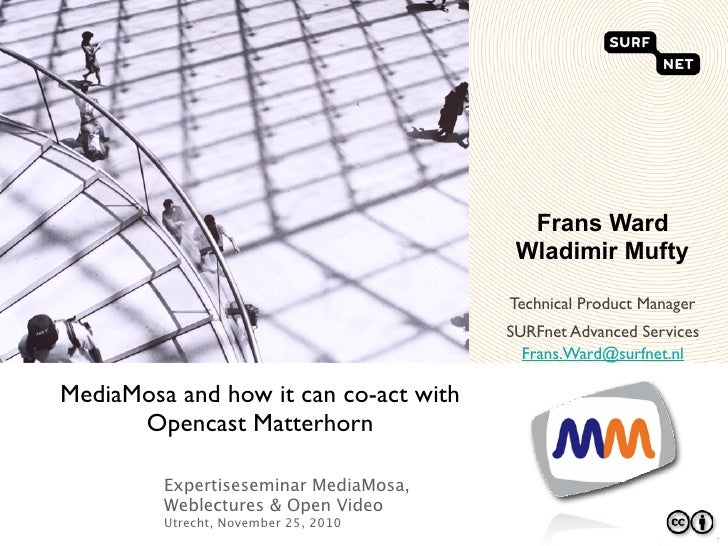 Frans Ward                                        Wladimir Mufty                                       Technical Product M...