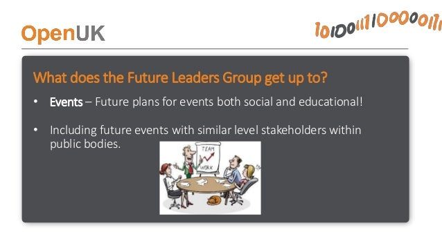 OpenChain & OpenUK Future Leaders Group Presentation (Reduced)