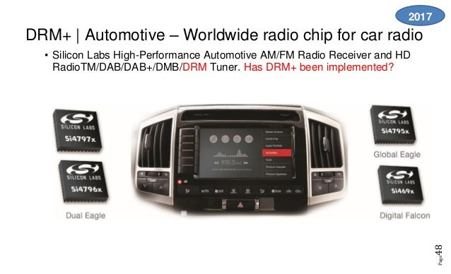 Is DRM+ the new frontier for digital radio?