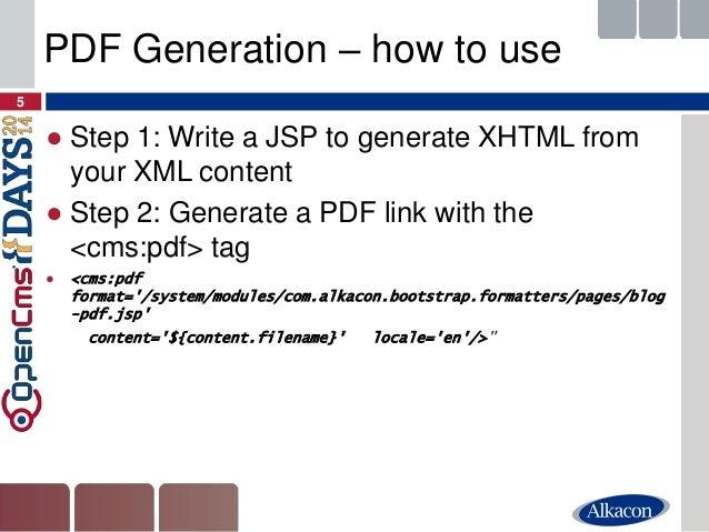 JSON to PDF - Convert PDF online