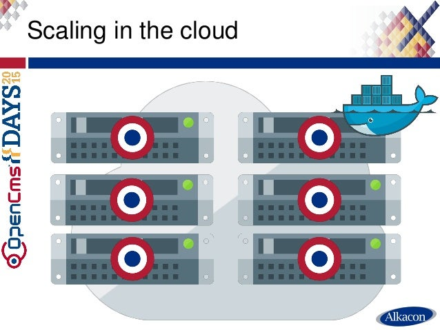 Scaling in the cloud