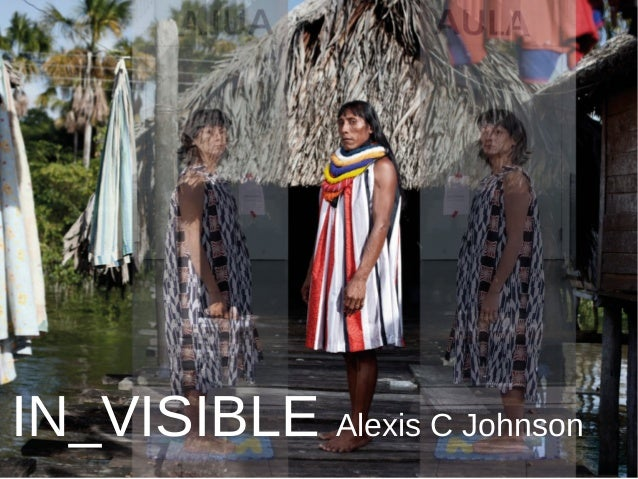 IN_VISIBLE Alexis C Johnson