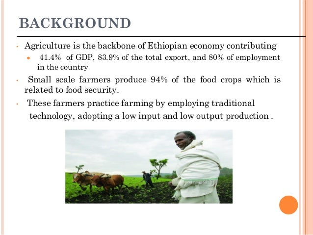 Translating Open Agricultural Research to Local & World languages for Ethiopian Farmers to Promote Citizen Science - Solomon Mekonnen - OpenCon 2017 Slide 2