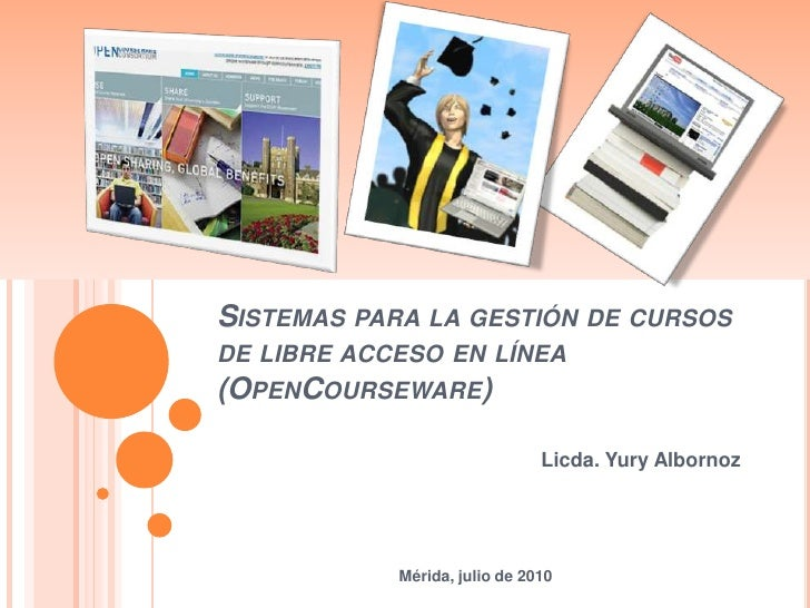 UNIVERSIDAD DE LOS ANDESFACULTAD DE HUMANIDADES Y EDUCACIÓNMAESTRIA EN EDUCACIÓNMENCIÓN INFORMÁTICA Y DISEÑO INSTRUCCIONAL...