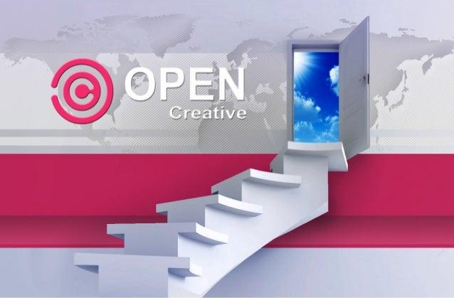 Open creative