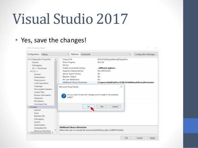 Opencv343 ft  with Visual Studio 2017