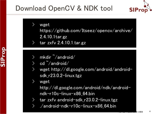 How to Build & Use OpenCL on OpenCV & Android NDK