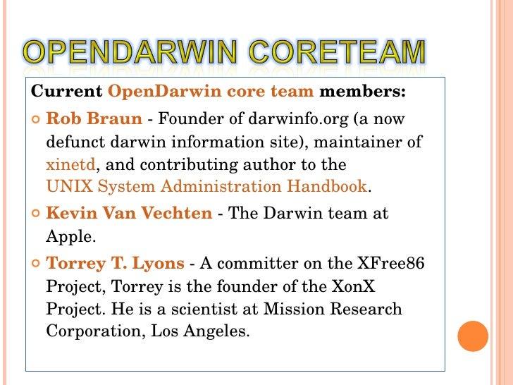 Opendarwin