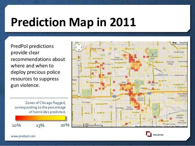 Reducing Violence >> Predictive Policing on Gun Violence Using Open Data