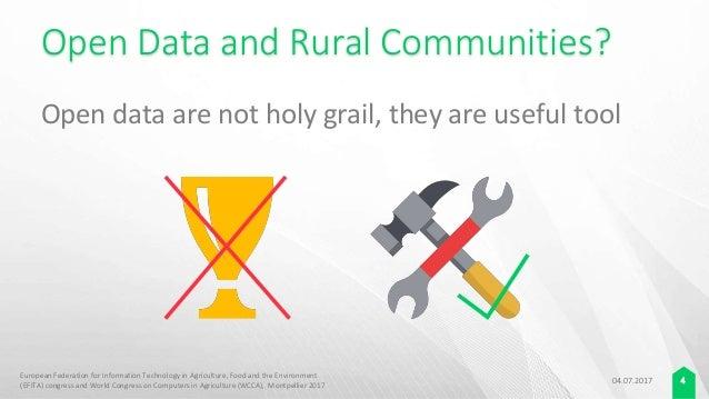 Open data and rural communities v5