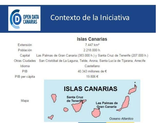 OpenData Canarias (San Salvador) Slide 3