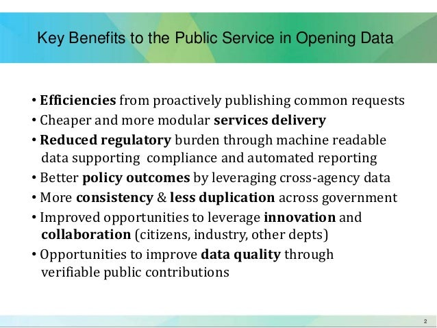 Open data presentation on tools and automation Slide 2