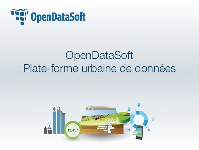 OpenDataSoft Plate-forme urbaine de données
