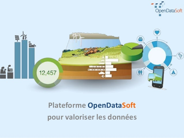 Plateforme OpenDataSoftpour valoriser les données