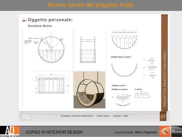 Open day presentazione corso di interior design - Corso interior design on line ...