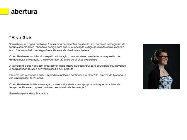 Open Design / Design Colaborativo - Heloisa Neves Slide 2