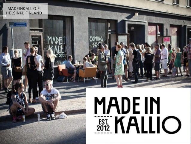 MADEINKALLIO.FIHELSINKI, FINLAND