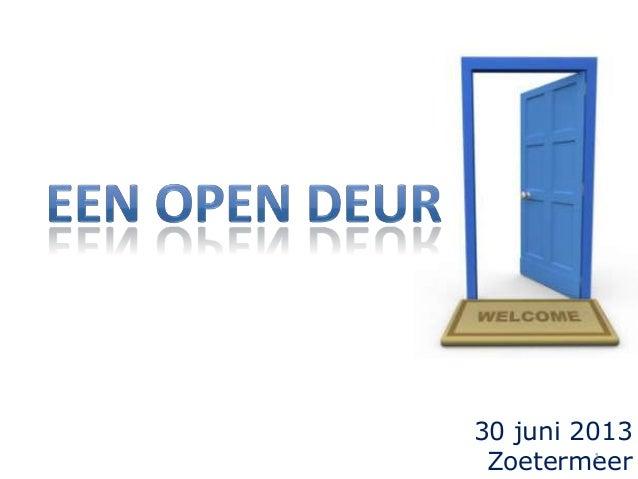 30 juni 2013 Zoetermeer1