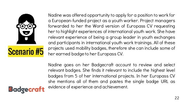 open digital badges and europass