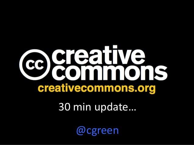 30 min update…  @cgreen