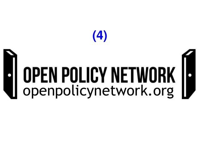 (4)  openpolicynetwork.org