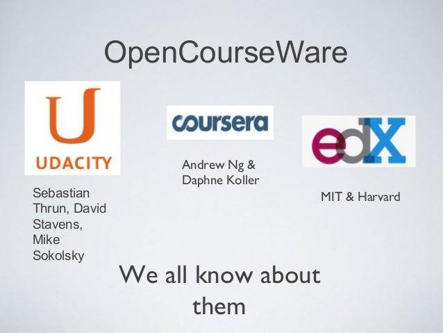 Open education - Artem Suchov Slide 2