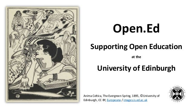 Anima Celtica, The Evergreen Spring, 1895, ©University of Edinburgh, CC BY, Europeana / images.is.ed.ac.uk Open.Ed Support...